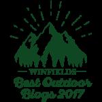 Winfields Best Outdoor Blogs 2017