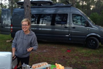 Bethany-VANdal Outdoor Kitchen Gear