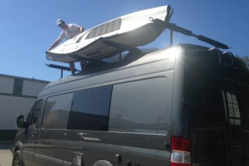Martin VANdal Paddle Roof Rack