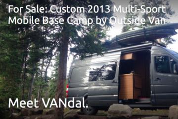VANdal Custom Sprinter For Sale