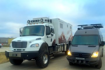 Big Truck, Little Van