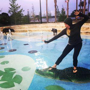 Bethany Gator Skater