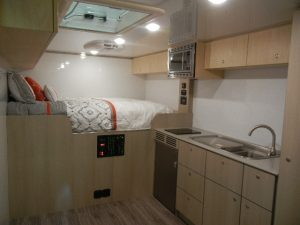 New Truck Interior