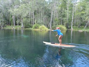 Bethany TwoIfOverland Paddle Silver Springs