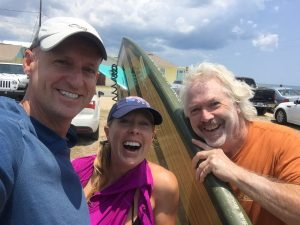 SUP Surf Day at Flagler Beach