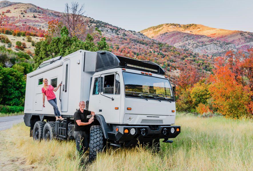 The Ultimate Adventure Vehicle