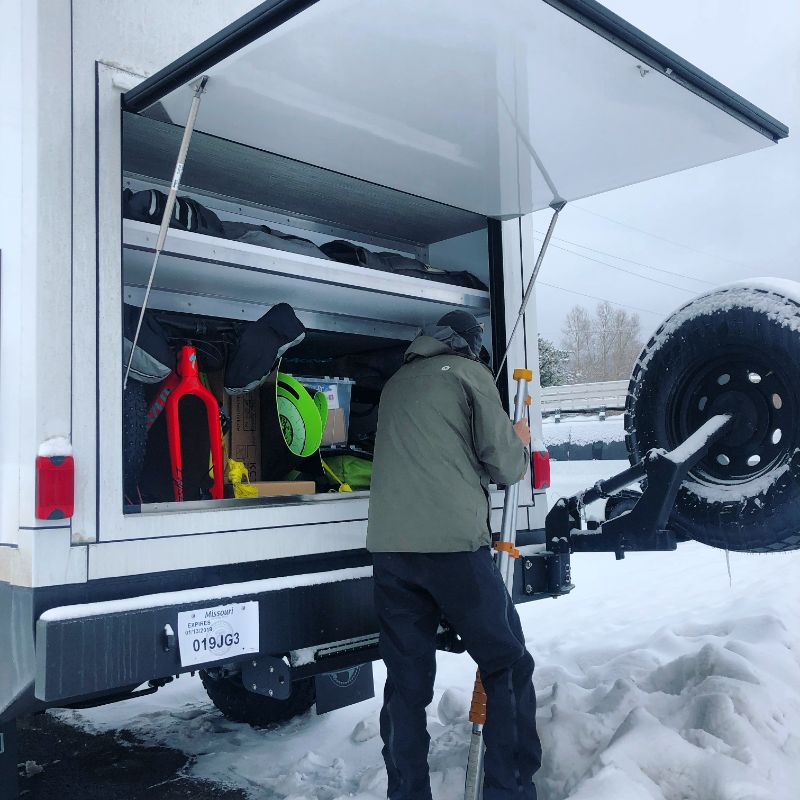 Two If Overland 2019 Gear Garage