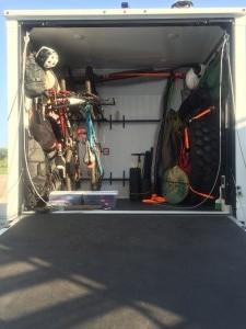 Gear Garage - 2 Bikes