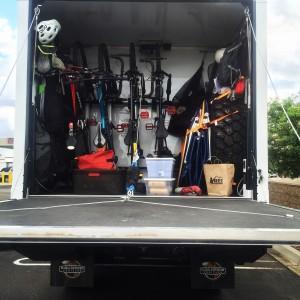 Gear Garage - 4 Bikes